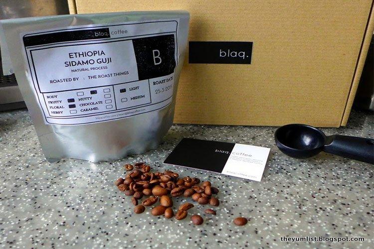 Blaq Coffee Subscription