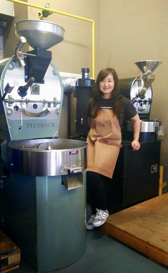 coffee roaster kuala lumpur