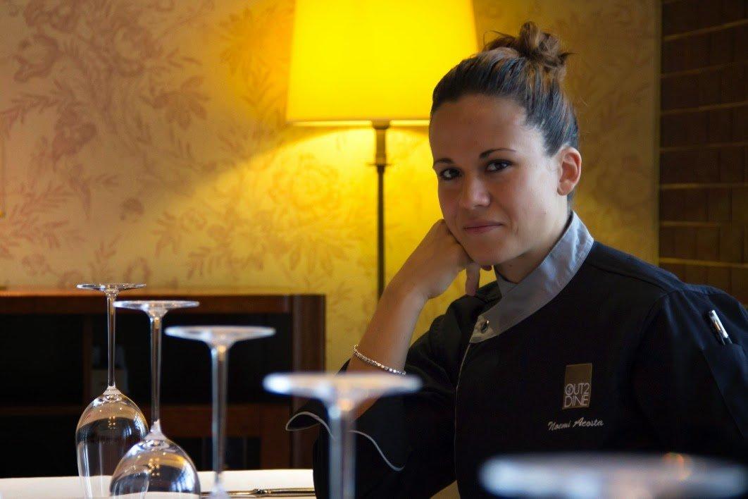 Chef Noemi Acosta, Executive Chef, Svago KLCC