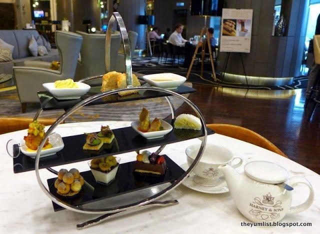 Latitude, Afternoon Tea, Le Meridien Kuala Lumpur