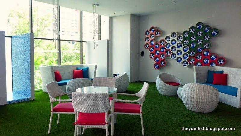 Qliq Damansara, Boutique Hotel, Empire Damansara