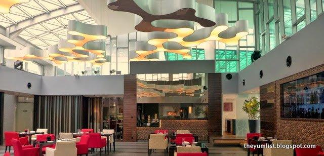 Cedar on 15, Impiana KLCC Hotel and Spa, Kuala Lumpur