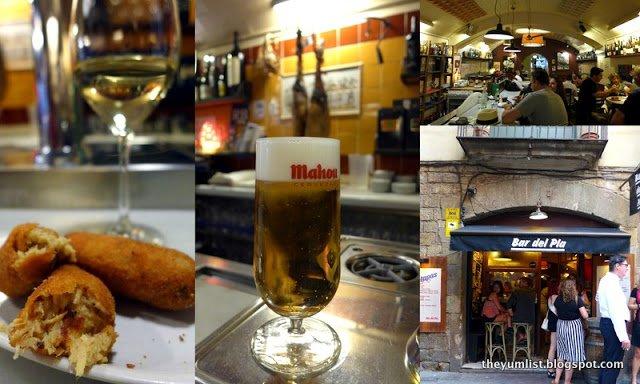 best tapas bars barcelona