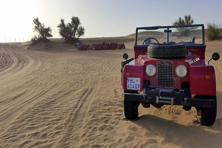 Platinum Heritage, Luxury Desert Safari, Dubai