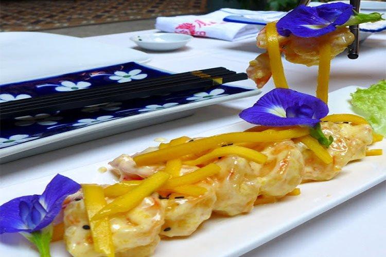 Mango Prawns