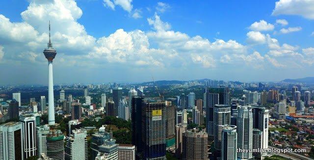Nobu Kuala Lumpur, Set Lunch Menus