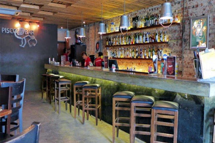 Pisco Bar, KL