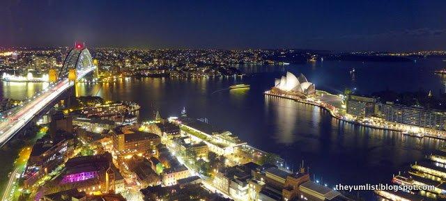 Blu bar shangri la hotel sydney australia the yum list for Shangri la barcelona