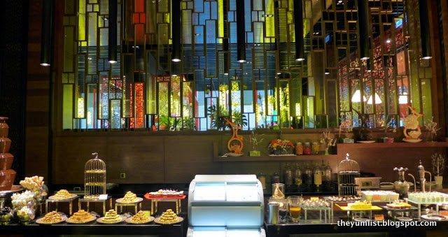 resort cafe, middle eastern food, sunway resort