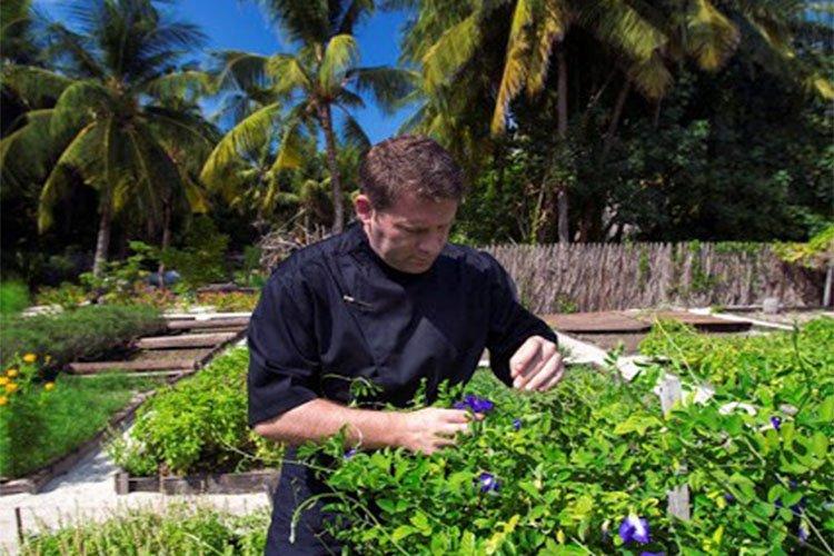 Chef John Bakker