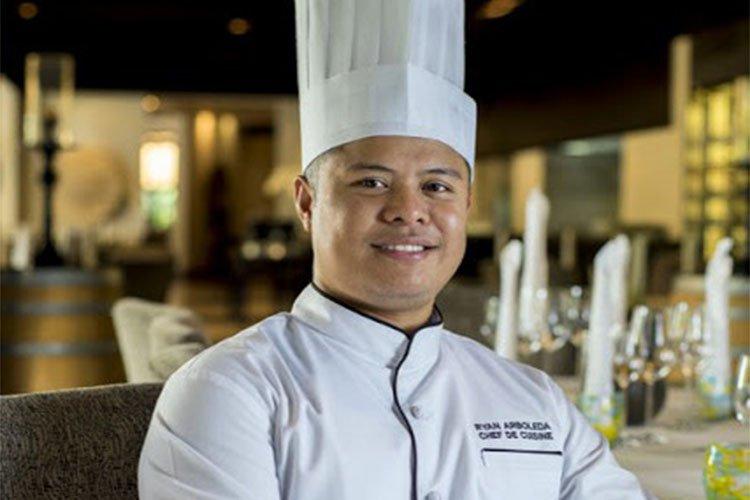 Chef Ryan Arboleda