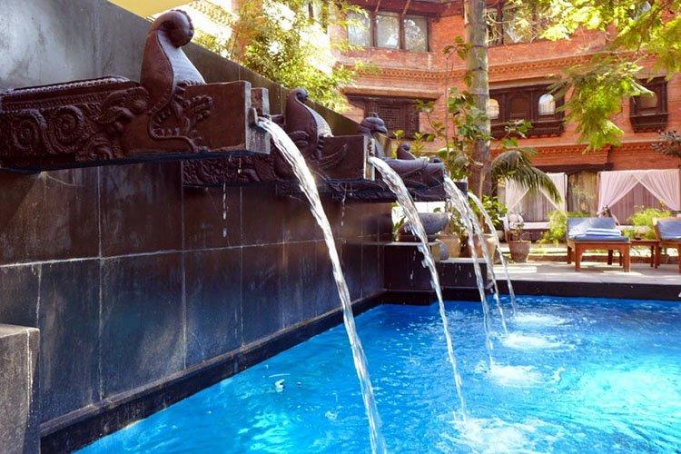 luxury hotels in nepal
