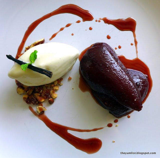 La Cafe Memoire, Dinner Menu, TTDI