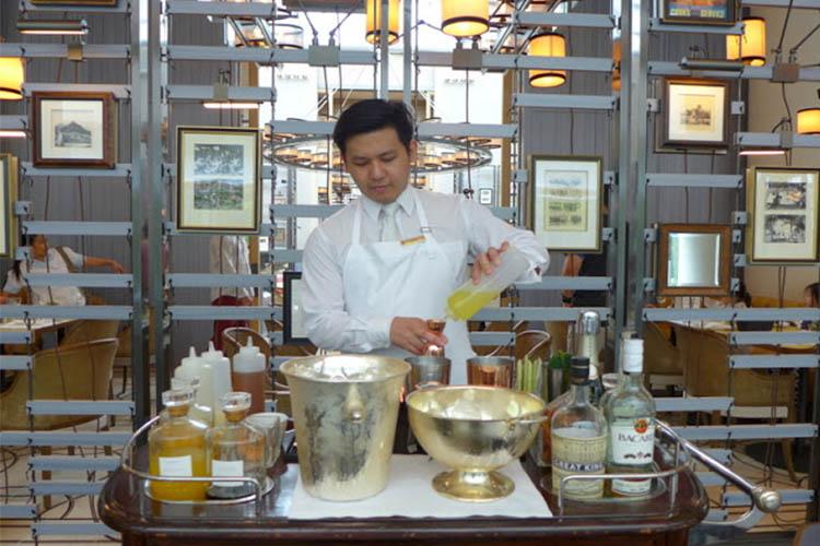 Colony, The Ritz-Carlton, Millenia Singapore