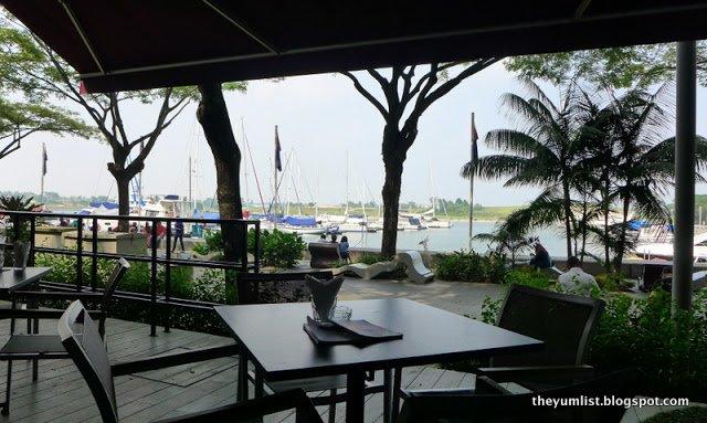 Magnum Sports Cafe, Puteri Harbour, Johor Bahru