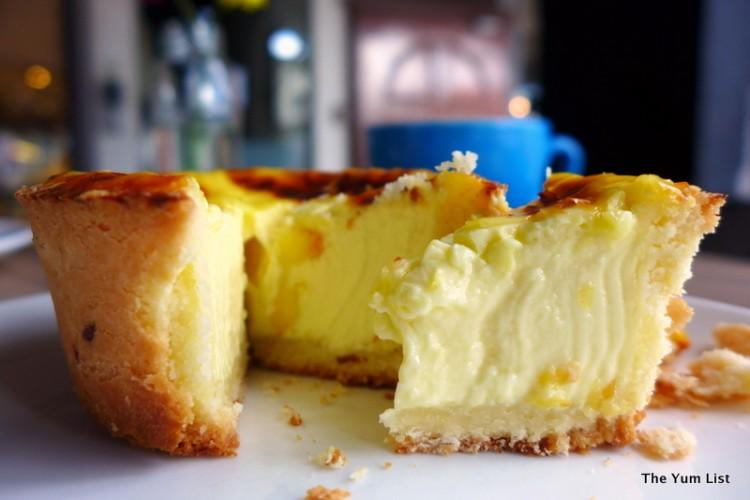 Croisserie, Artisan Bakery, Plaza Damansara - German Custard Tart