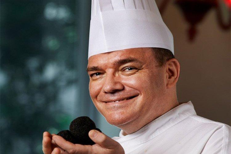 Chef Domenico Piras