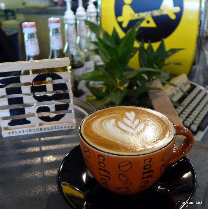 Playground Coffeery, Melawati