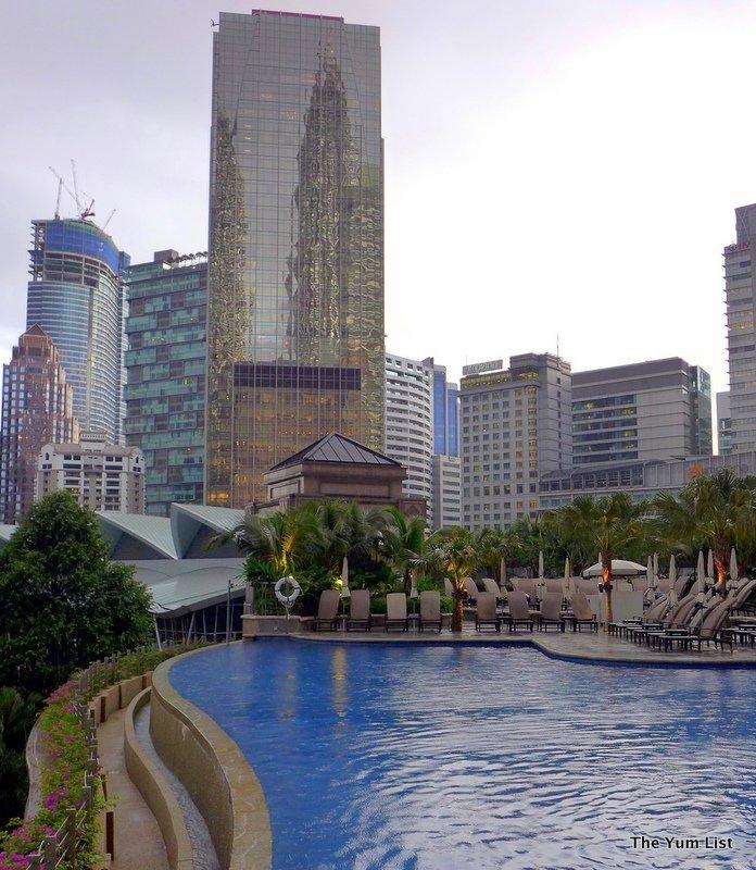 Aqua Bar and Restaurant, Mandarin Oriental Kuala Lumpur