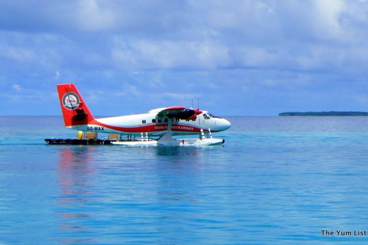 Trans Maldivian Airways - The Seaplane Has Landed