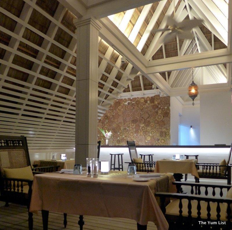 Thundi Thai Fusion, Loama Resort Maldives at Maamigili