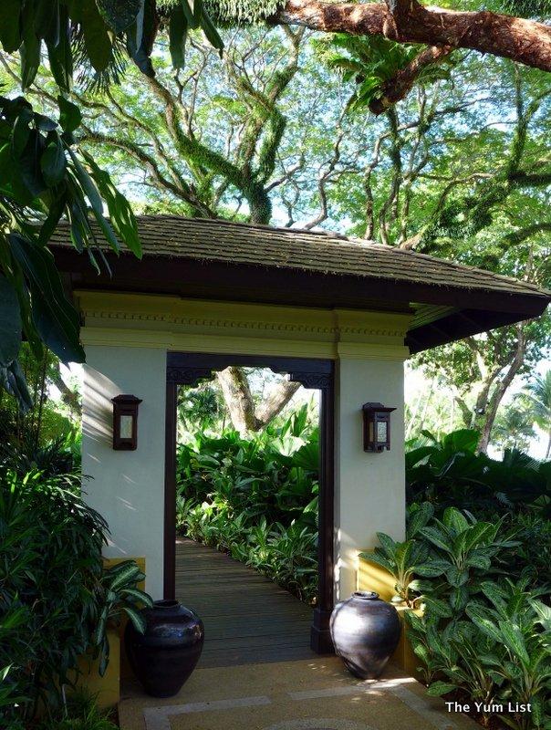 Shangri-La's Rasa Sayang Resort and Spa