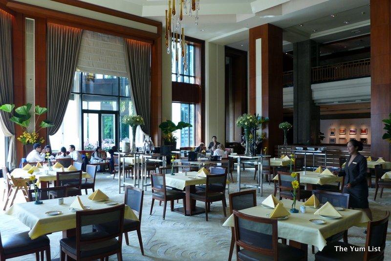 Lobby of The Peninsula Bangkok