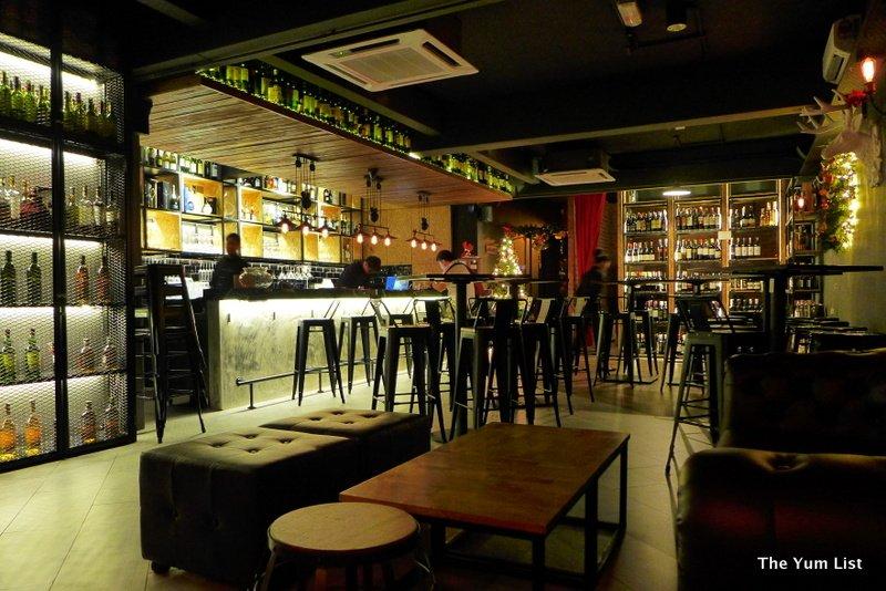 best wine bars in Kuala Lumpur