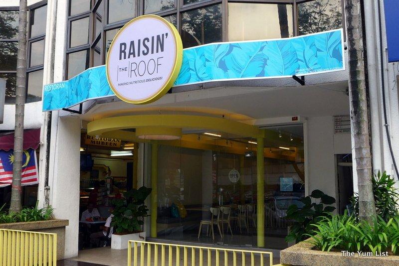 Raisin' The Roof, plaza damansara