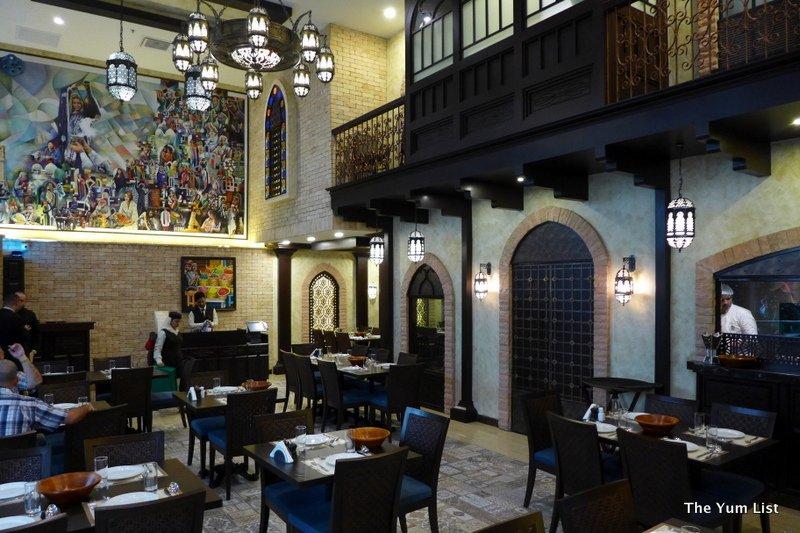 Samad Al Iraqi Restaurant Kuala Lumpur City Centre The