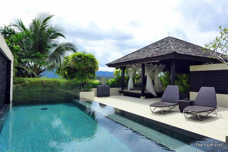 luxury villas thailand