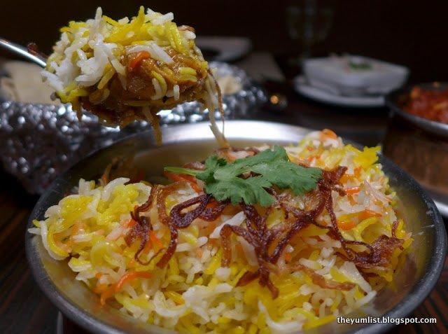 best Indian restaurant in Kuala lumpur