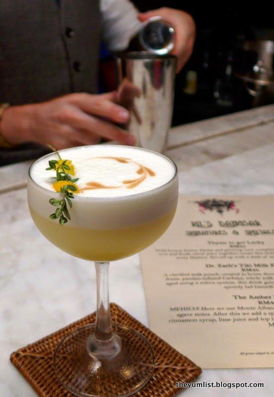cocktail bars in bangsar