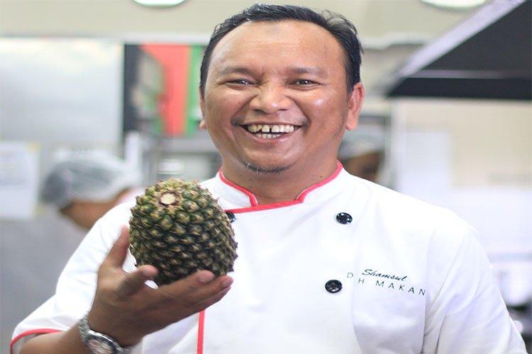 Dah Makan, Executive Chef