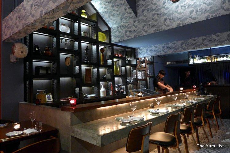 Kom Ba Wa, Contemporary Japanese Restaurant, Bangkok