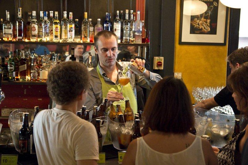 Wine Talk, Craft Beer Tasting