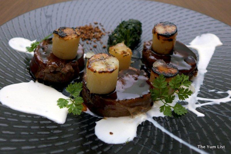 Copper, Modern European Cuisine, KL