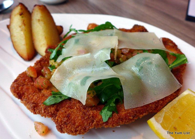 Zenzero, Italian Restaurant, Kuala Lumpur