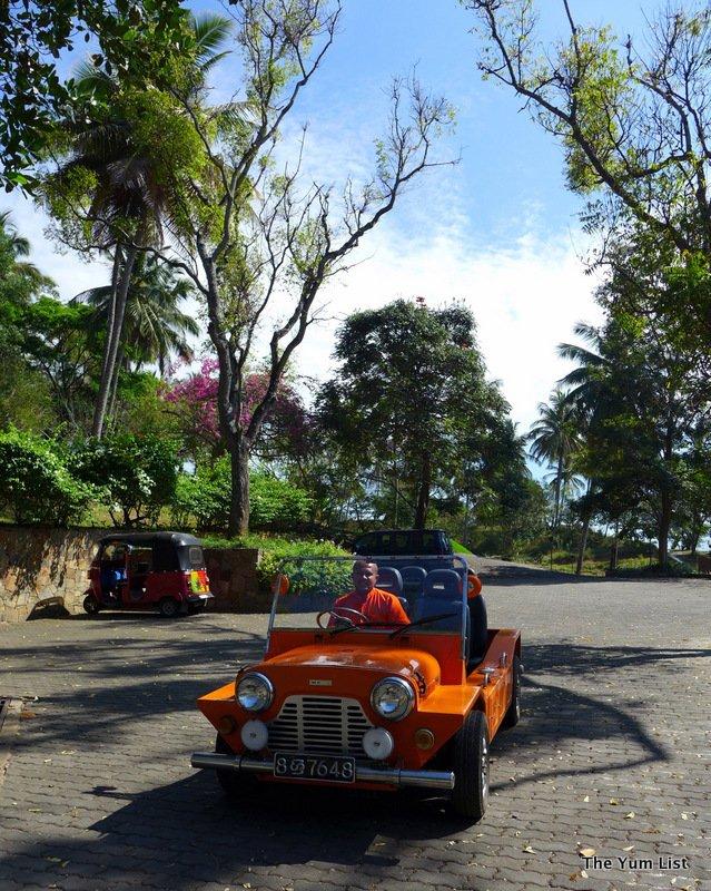 The Clingendael, Kandy