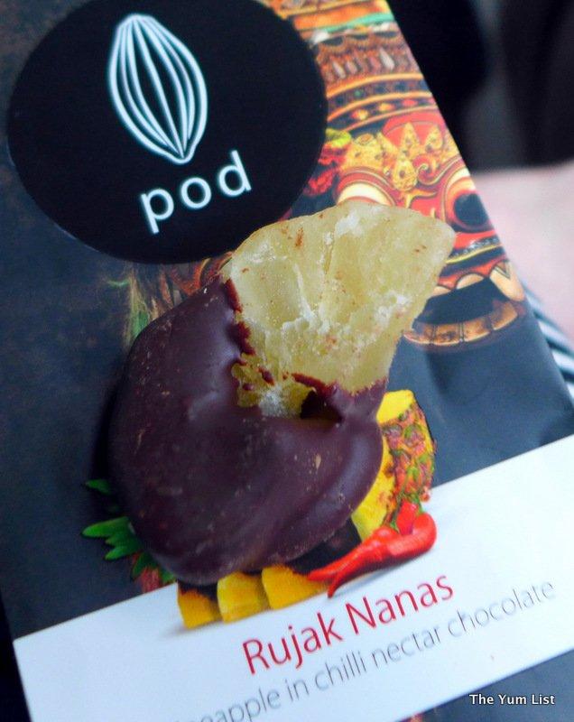 Pod Chocolate, Ubud, Bali