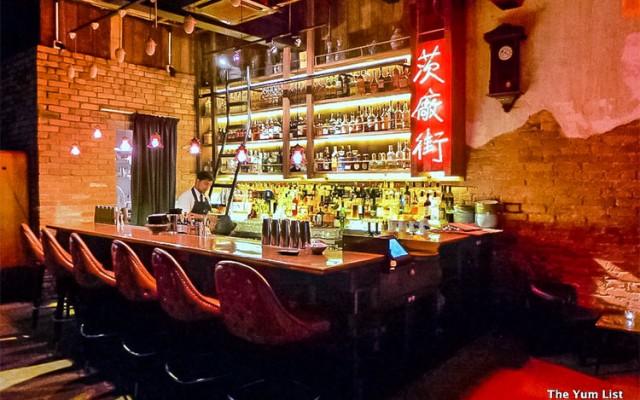 PS150, Cocktai Bar, Chinatown