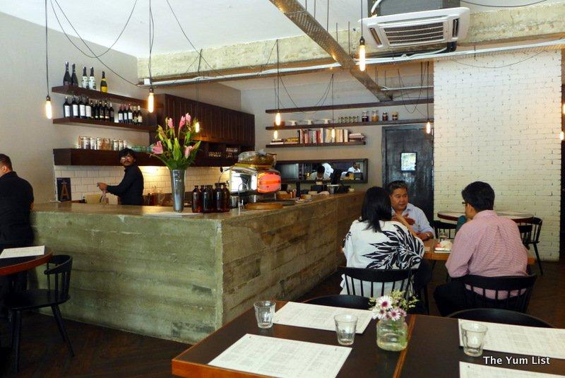 best cafes in Kuala Lumpur