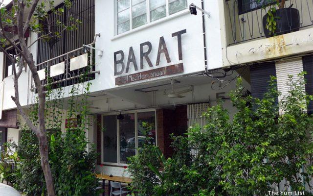 Barat, Mediterranean Vegetarian Restaurant