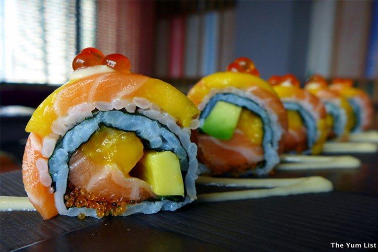 Yellow Tail Sushi Bar - Premium Sushi Bar in Bangkok