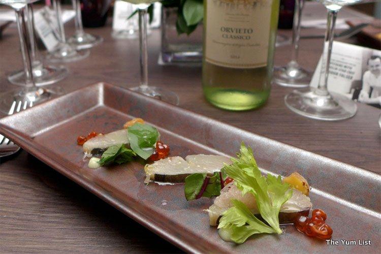 Michelin Starred Chef at Trader's Hotel, Kuala Lumpur
