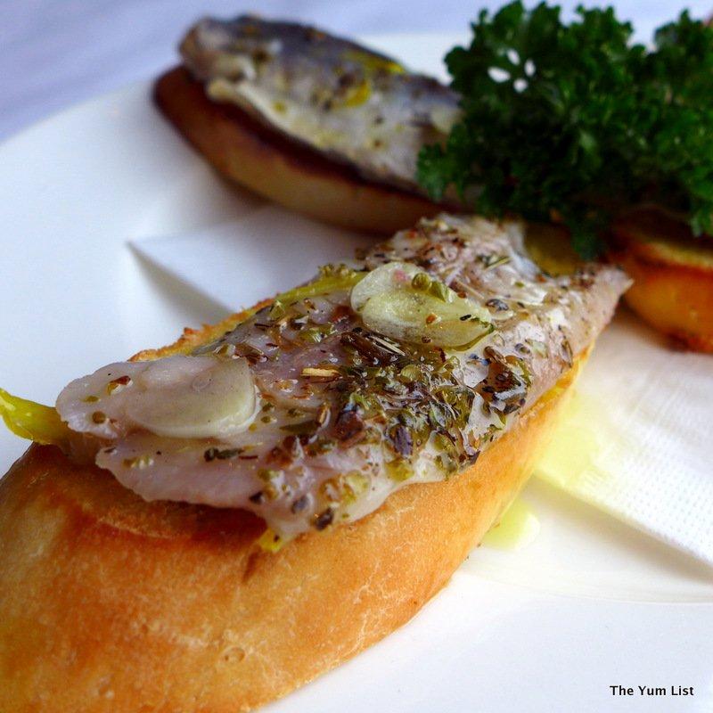 Portofino, Italian Restaurant, Lucky Garden, Bangsar