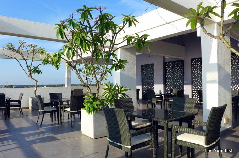Rooftop Restaurant, TheVu