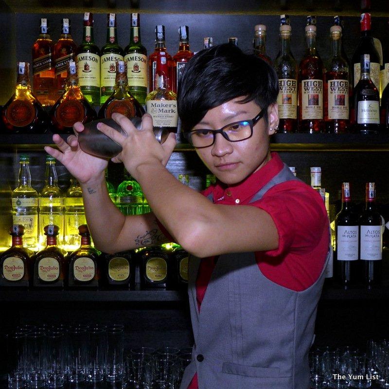 Sparrow Bar KL, speakeasy