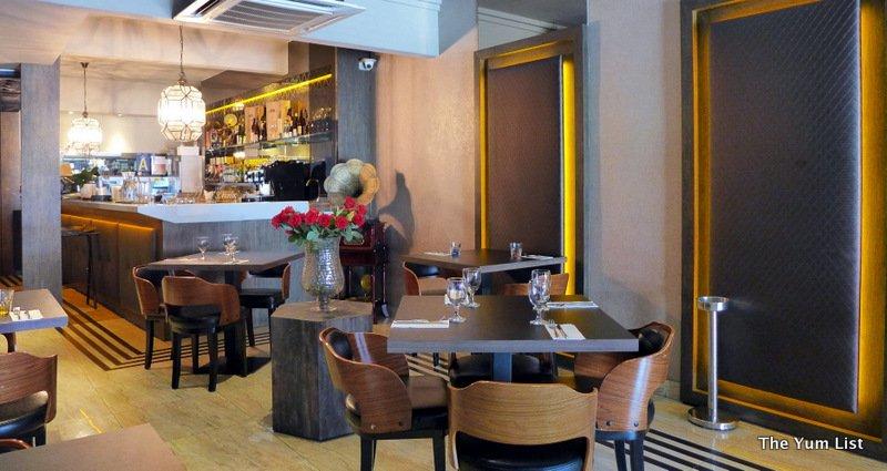 The Point Restaurant and Bar, Damansara Heights