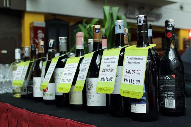 Wine Talk March 2016